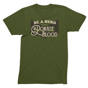 Be A Hero March 2019 Shirt
