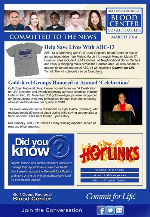 Newsletter MAR14